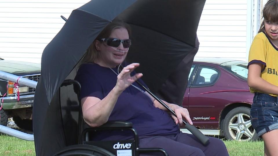 Nancy Vega COVID survivor from Struthers