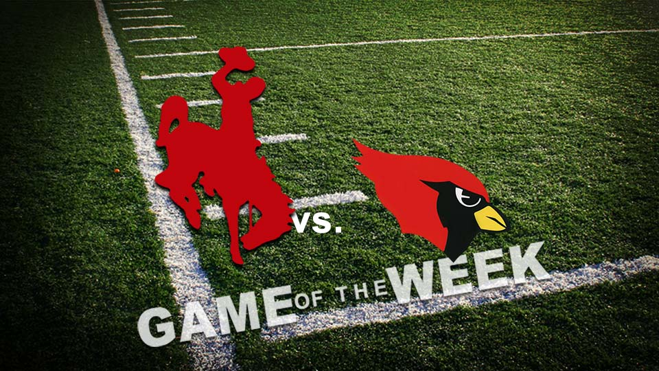 Chaney Cowboys Mooney Cardinals Game of the Week