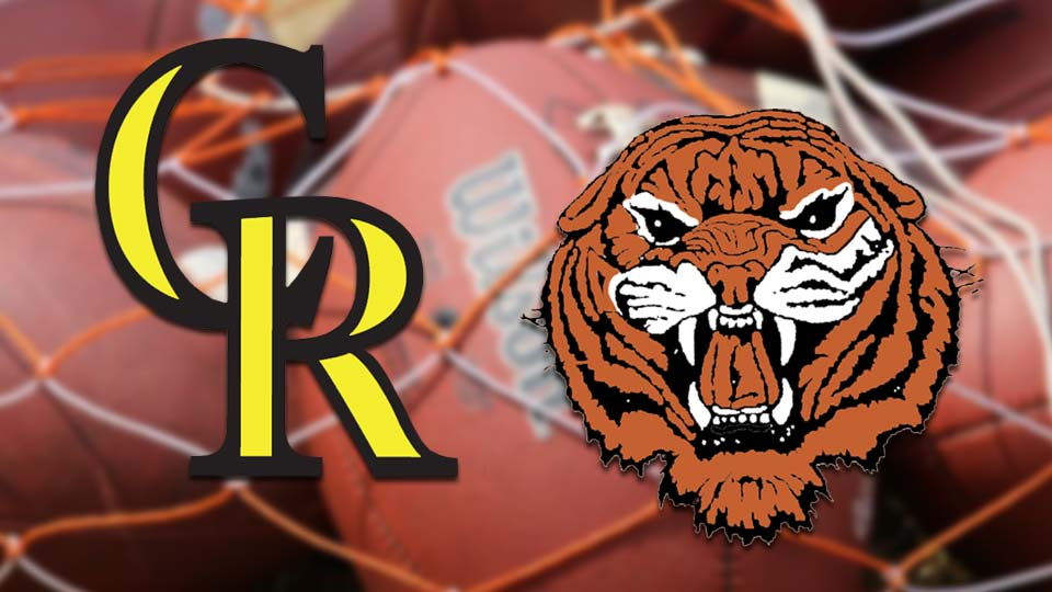 Crestview Rebels and Newton Falls Tigers
