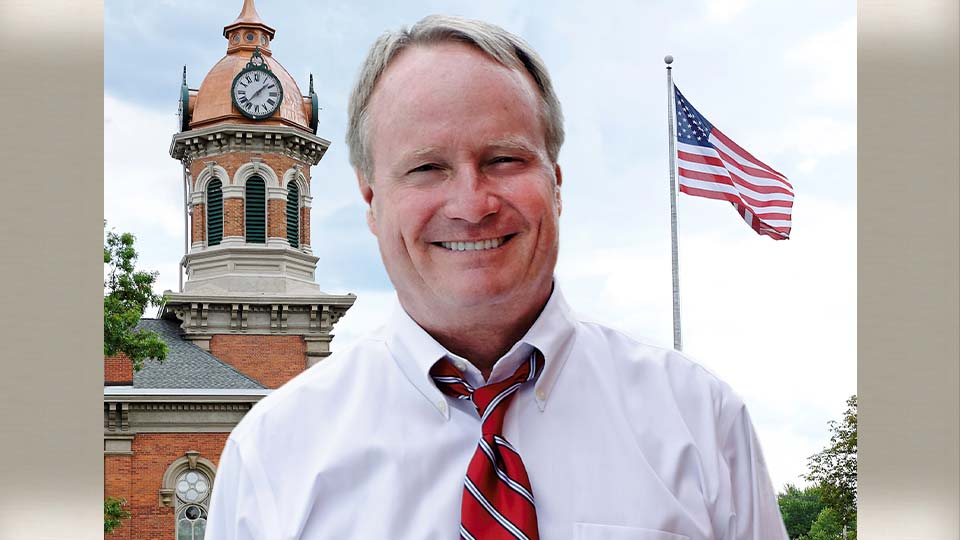 2020 Candidate for House Rep., Ohio's 14th District: David Joyce