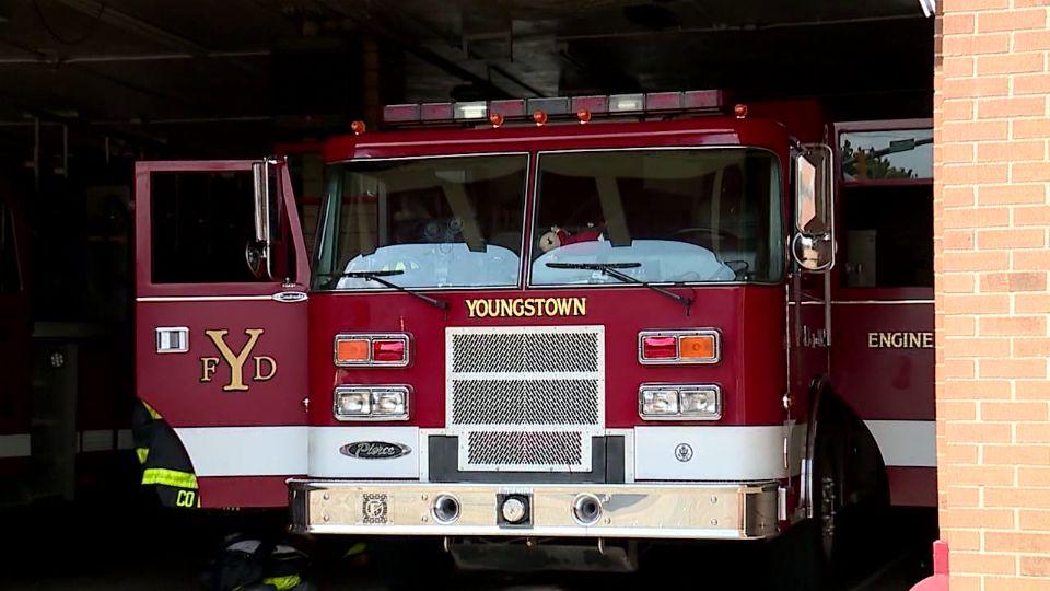 Youngstown fire truck