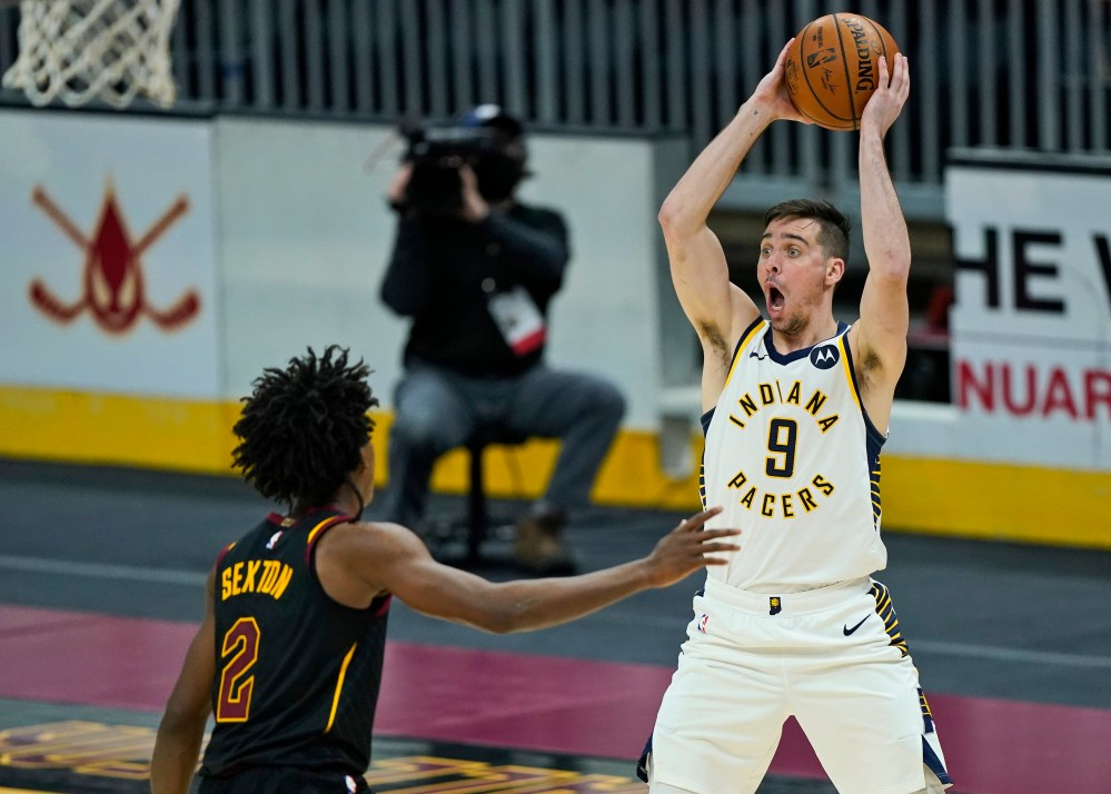 McConnell sets steals mark, Pacers rally past Cavs 114-111 | WKBN.com