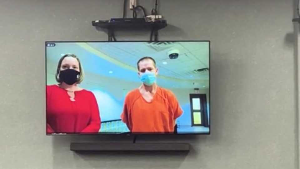 The suspects in an alleged kidnapping that led to a crash in Newton Falls appeared in Newton Falls Municipal Court on Thursday.