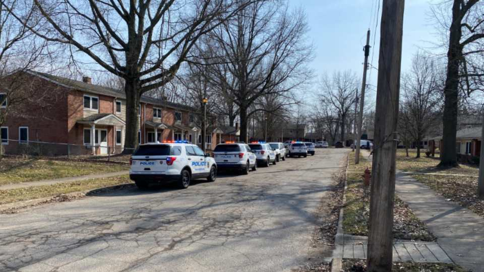 Youngstown east side shooting on McBride St.