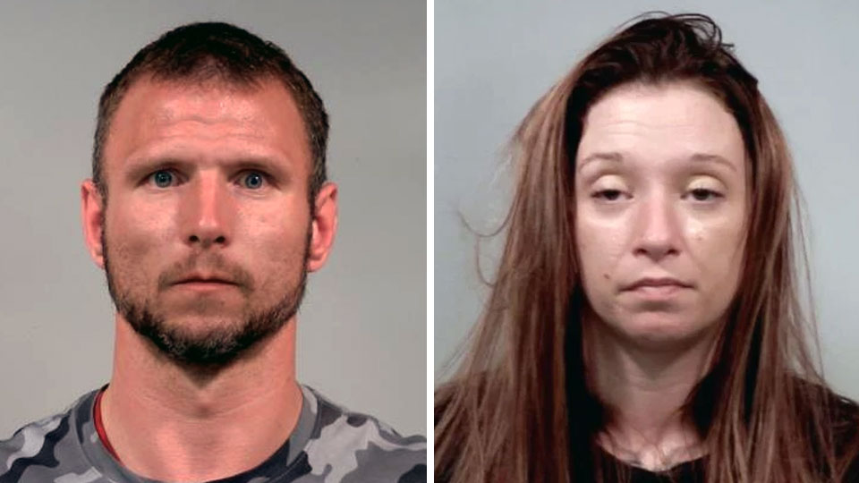 Alvin Flick and Lindsey Pugh, Trumbull County, child endangering and disorderly conduct