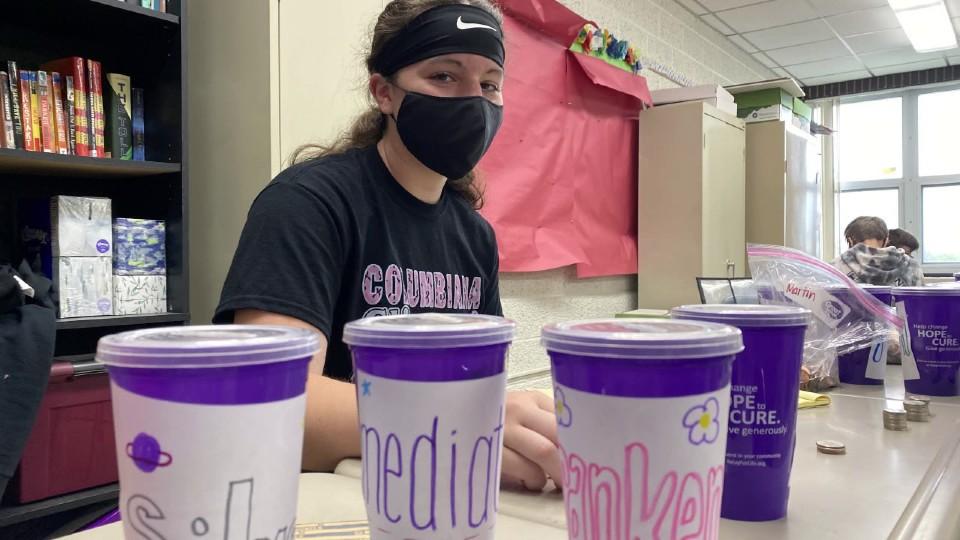 Columbiana County student fundraiser