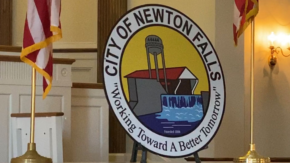 Newton Falls City Council held a special meeting Monday evening.