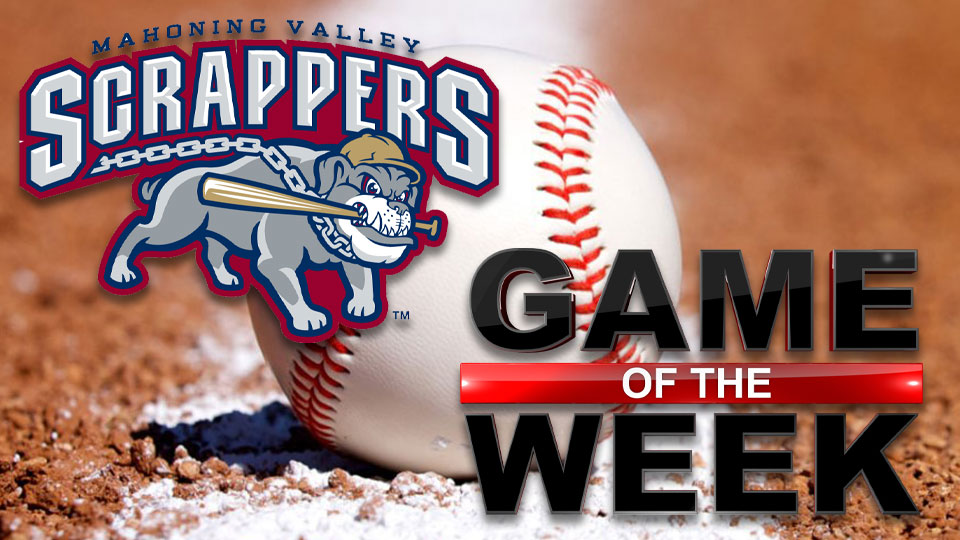 Scrappers Game of the Week baseball