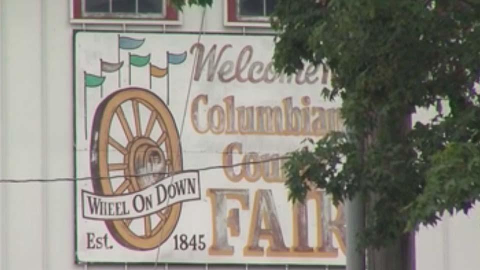 Opening day Columbiana County Fair forecast