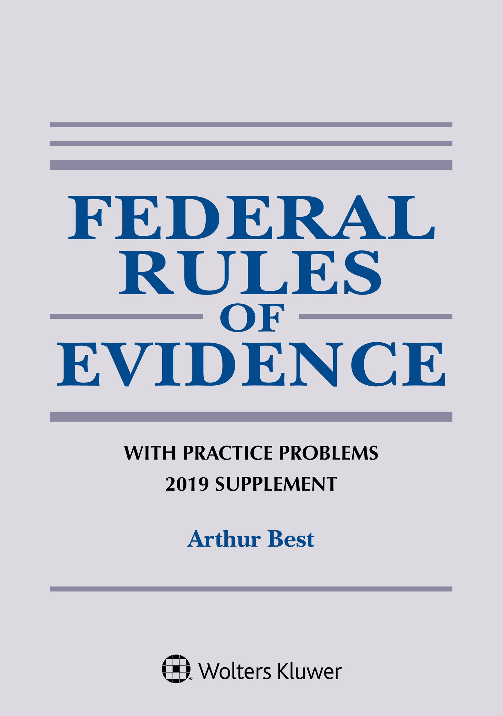 Federal Rules Of Evidence With Practice Problems