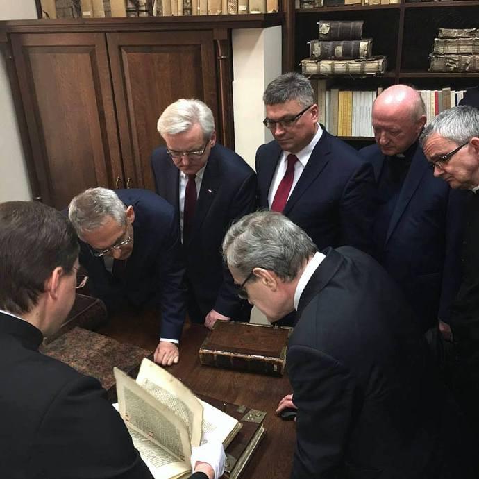 22.04.16-Obchody Chrztu Polski w Wyż. Seminarium Duchownym (3)