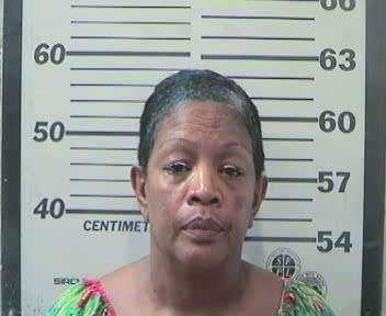 Bessie Sharp Mugshot_219404