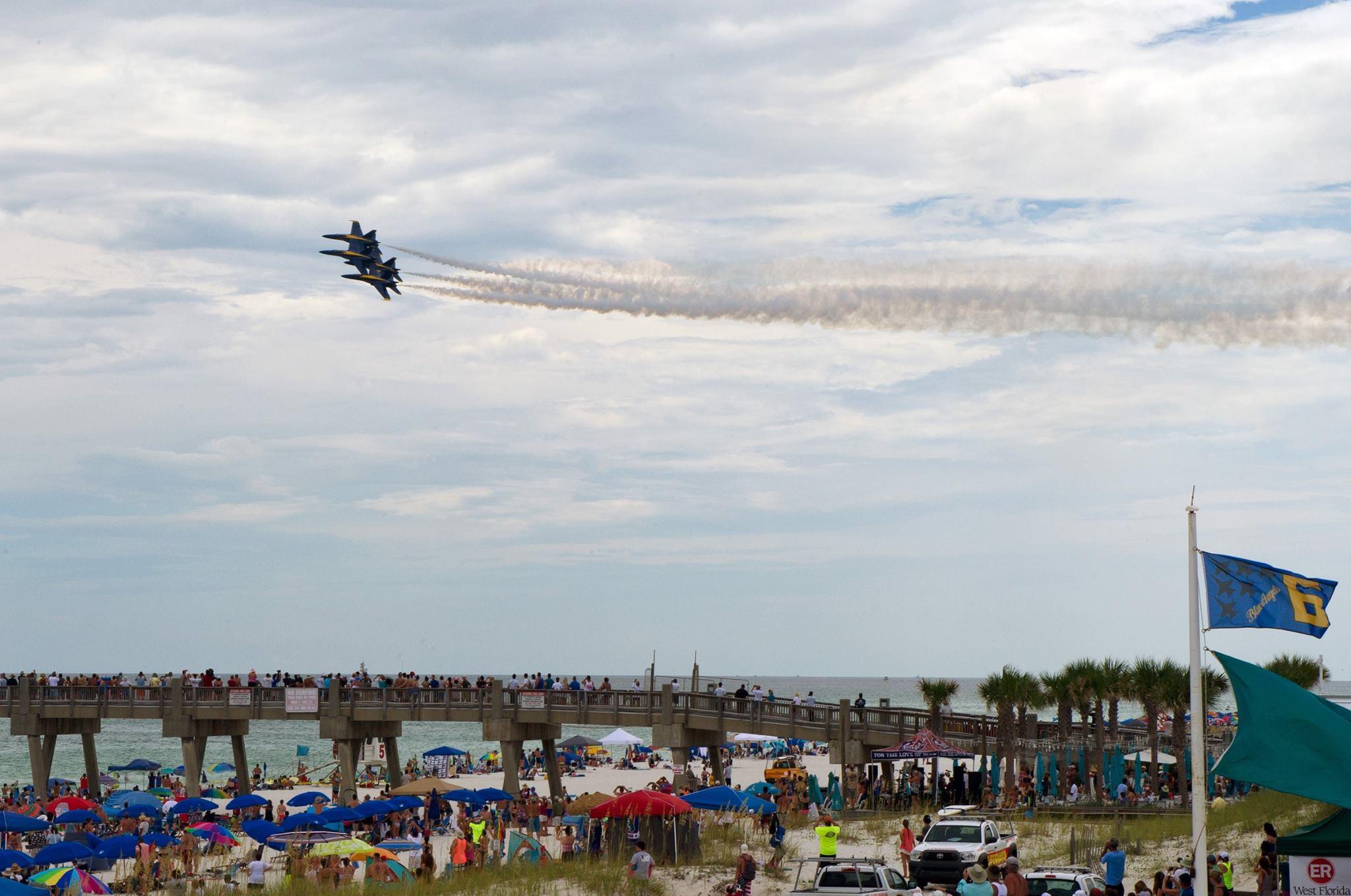 Blue Angels Pensacola Beach_220942