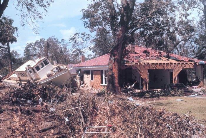 Hurricane Camille damage NOAA_233587