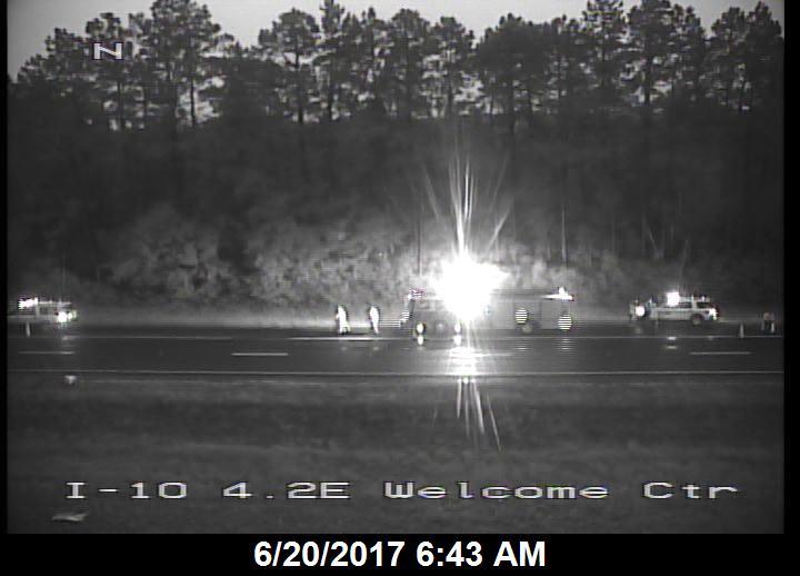 TRAFFIC ALERT: Fatal Crash on I-10 WB in Pensacola