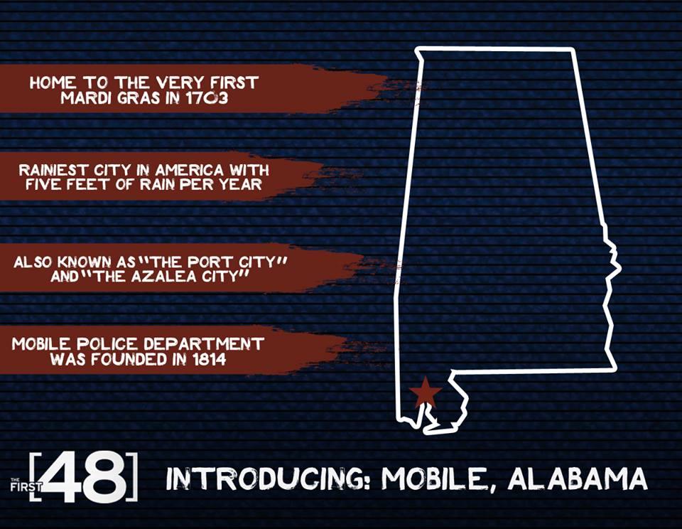 A&E's 'The First 48' ft. Mobile Police Homicide Investigators_387113