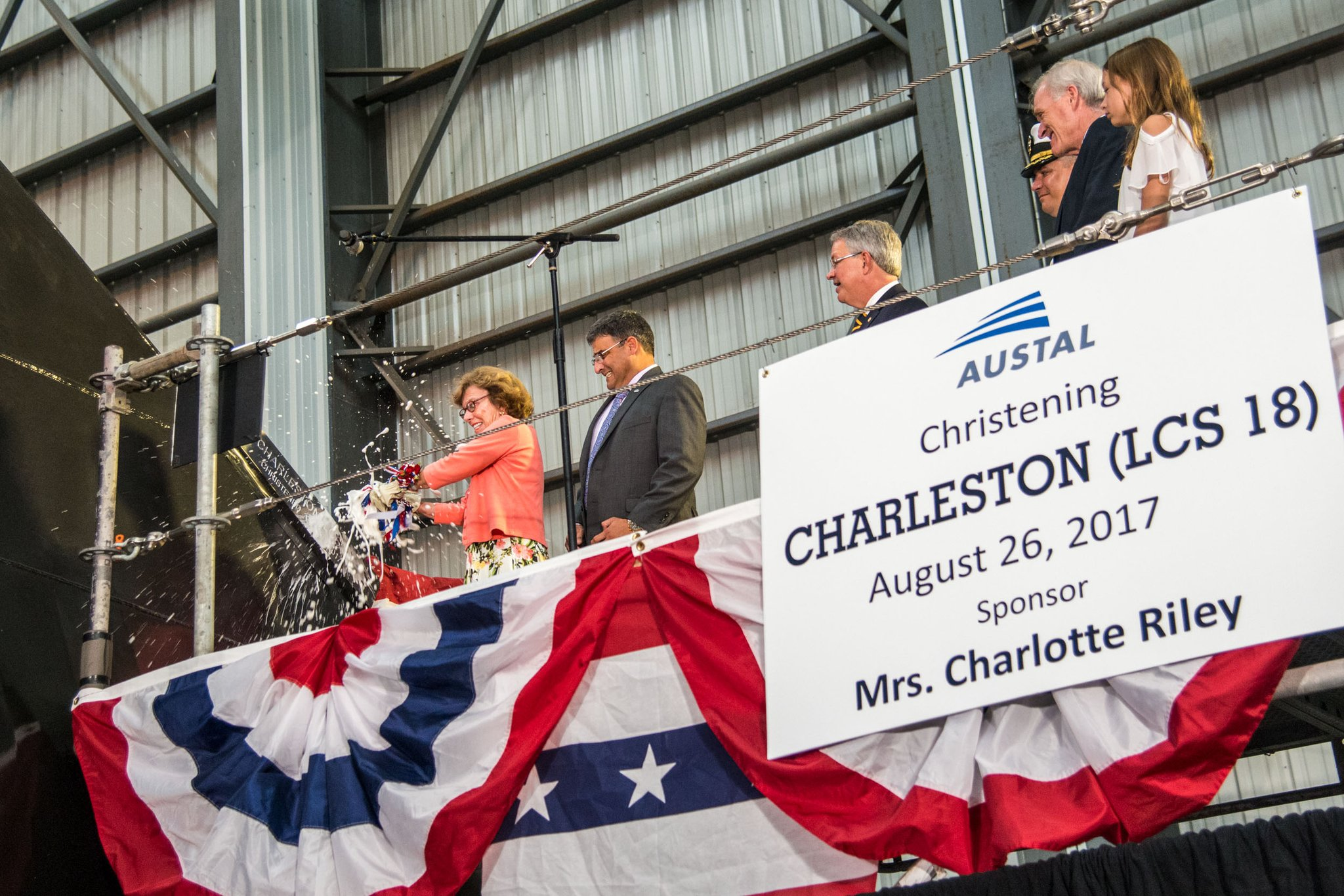 LCS 18 CHARLESTON CHRISTENING 1_401246