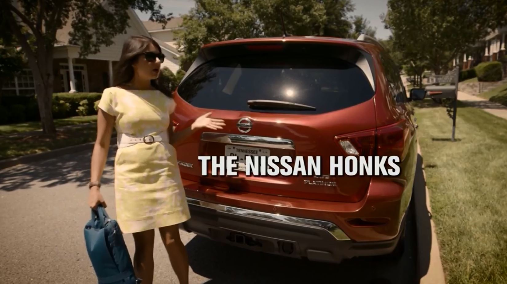 Nissan to introduce backseat alarm after mom engineers pitch idea