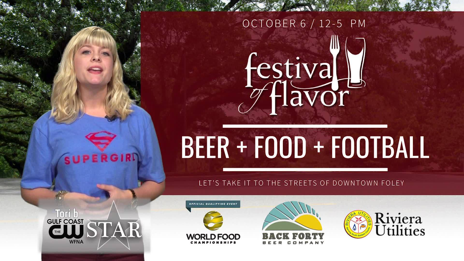 Festival of Flavor 2018