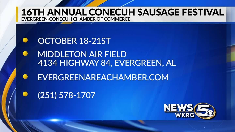 Mark Your Calendar: Conecuh Sausage Fest