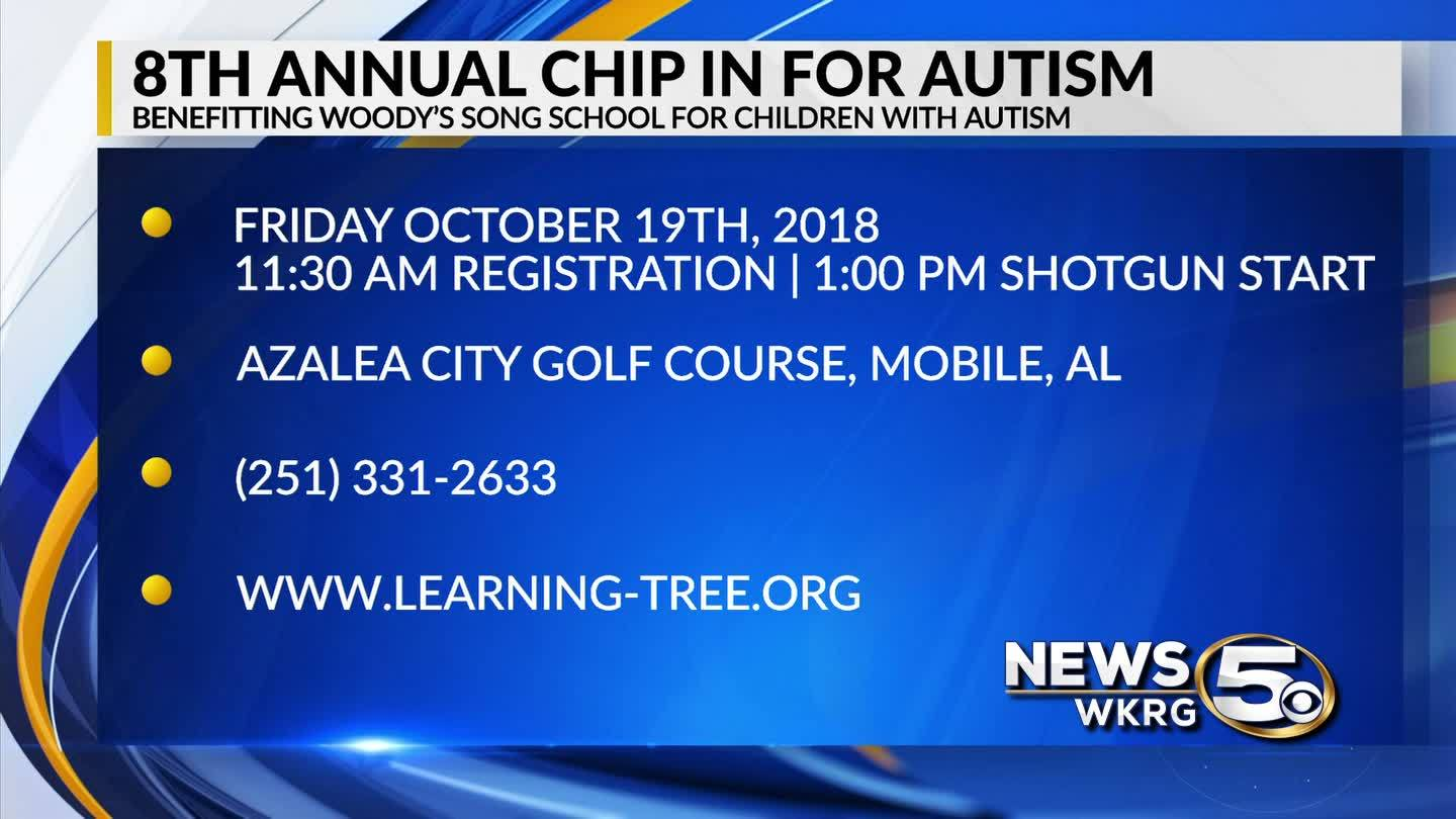 Mark Your Calendar - 8th Annual Chip in for Autism Golf Tournament