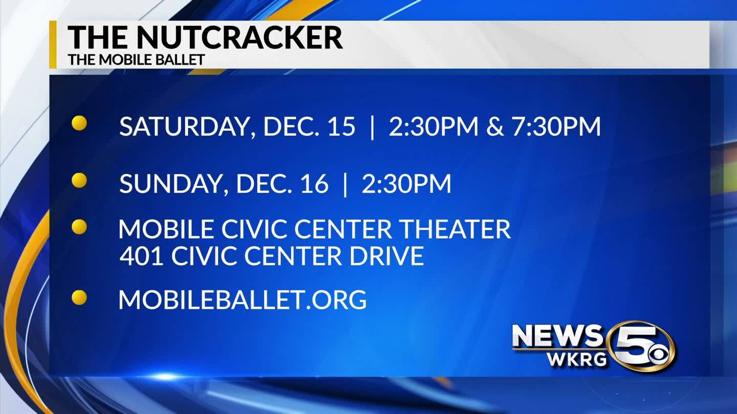 Mobile Ballet - The Nutcracker 2018 performances