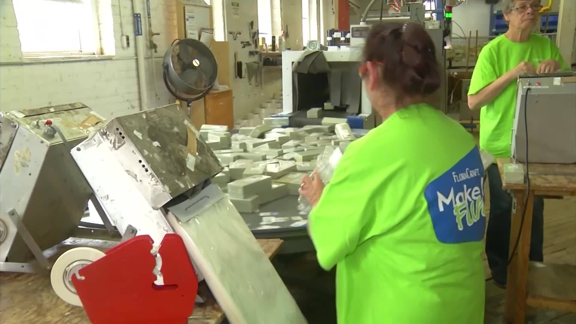 VIDEO: CEO shares $4 million in bonuses with workers