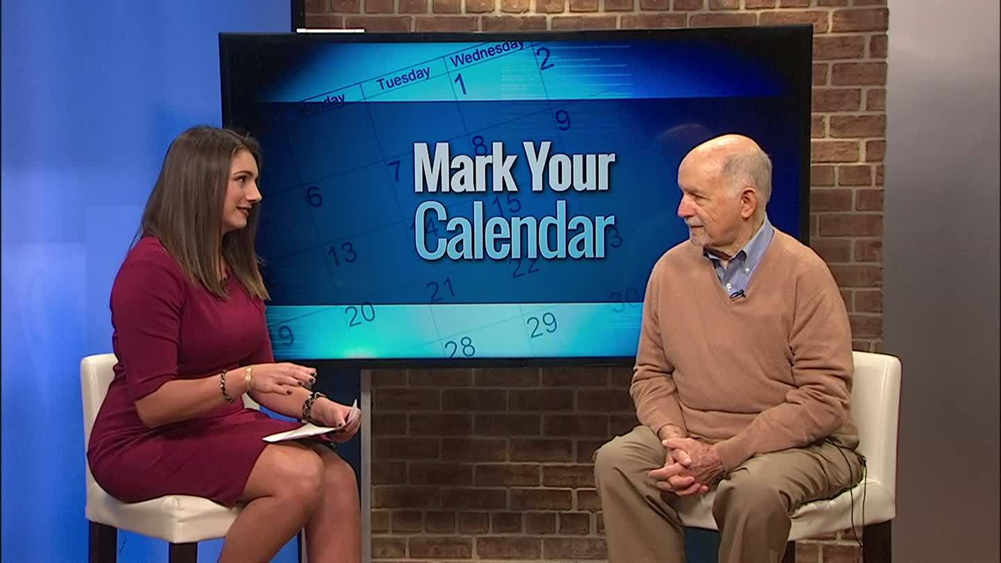 "2019 Glaucoma Awareness Month on WKRG's ""Mark Your Calendar"""