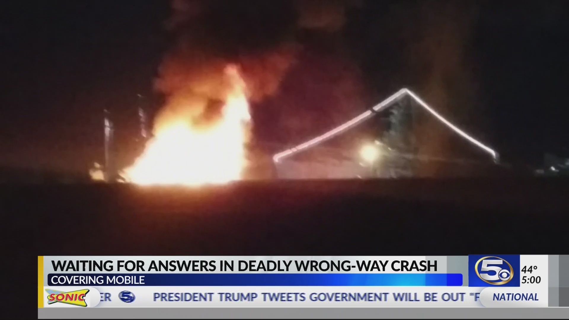 VIDEO: Questions remain one week after deadly Bayway crash