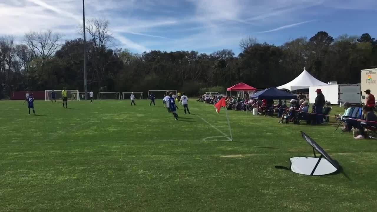 Daphne Rangers soccer festival