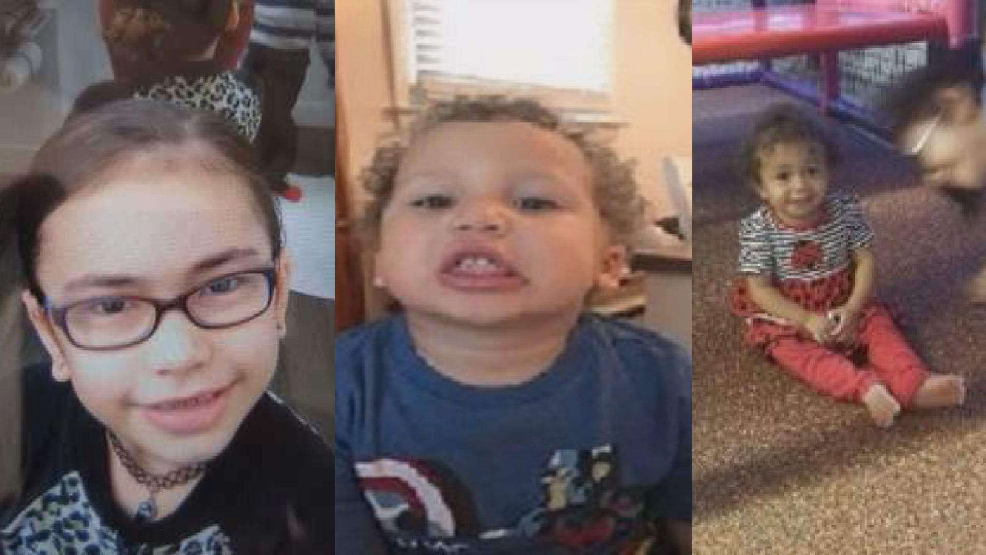 Amber Alert: 3 missing children missing from Waterbury last seen in