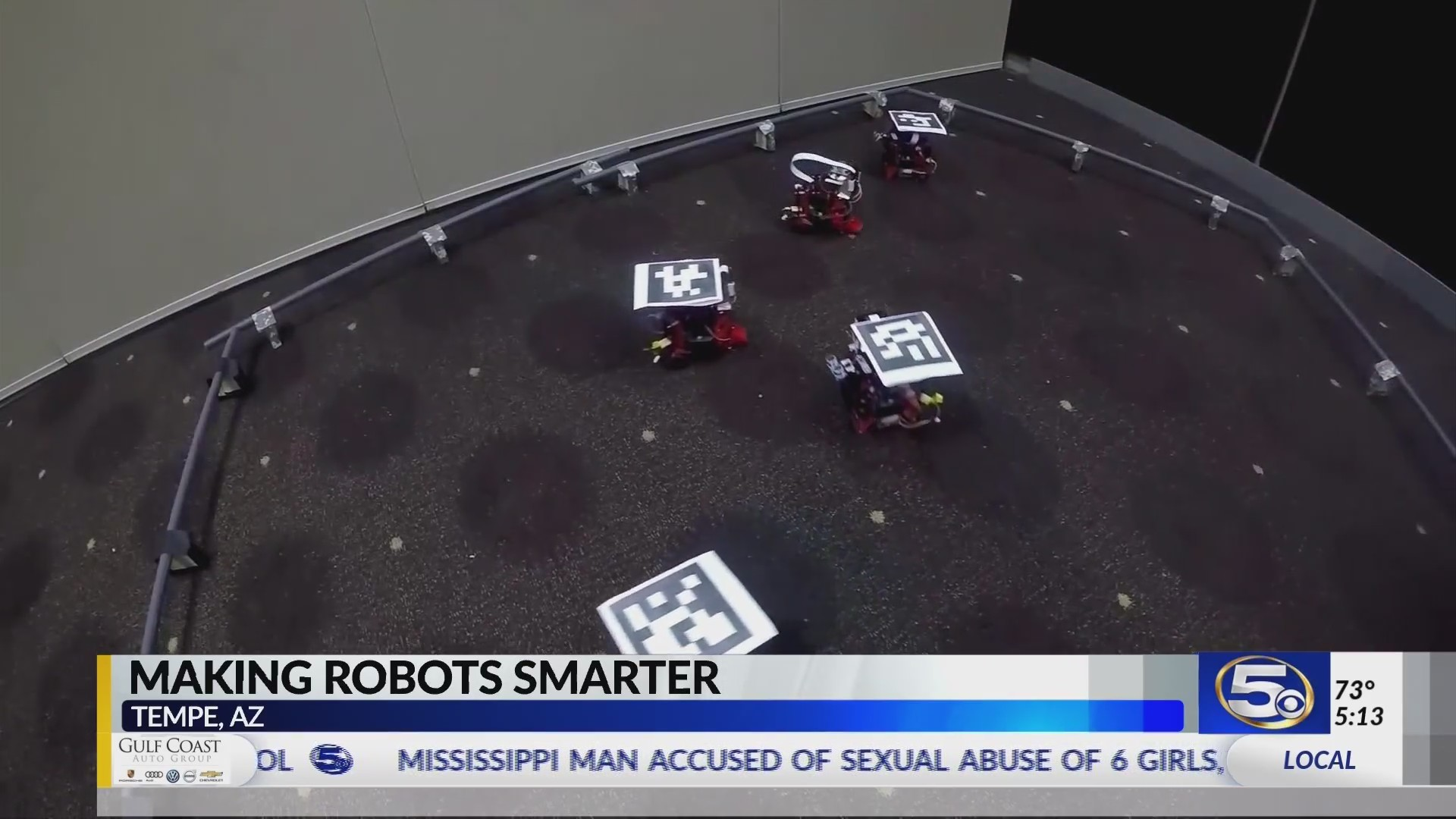 Smarter, teachable robots being developed