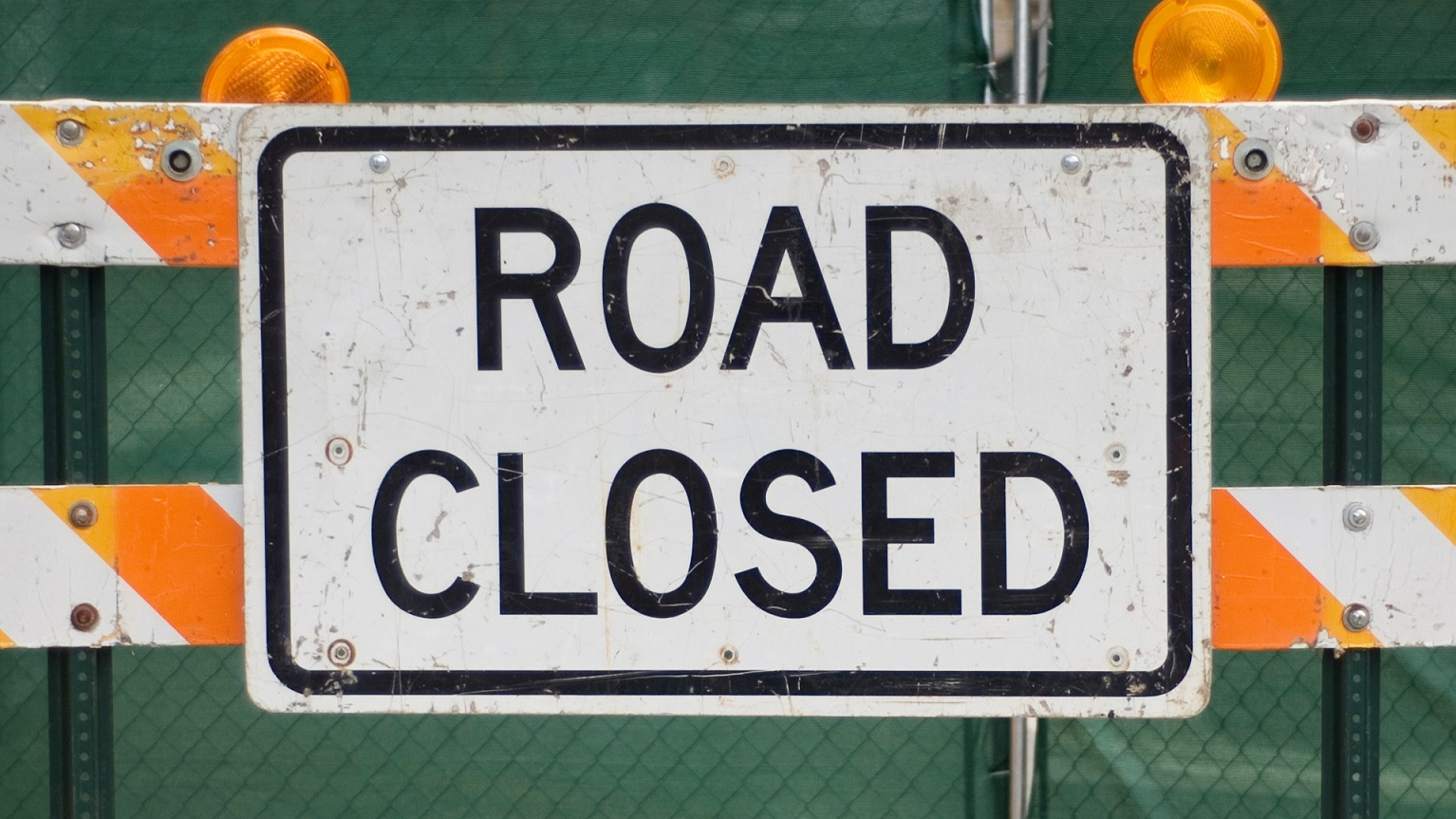 Road Closed_165669