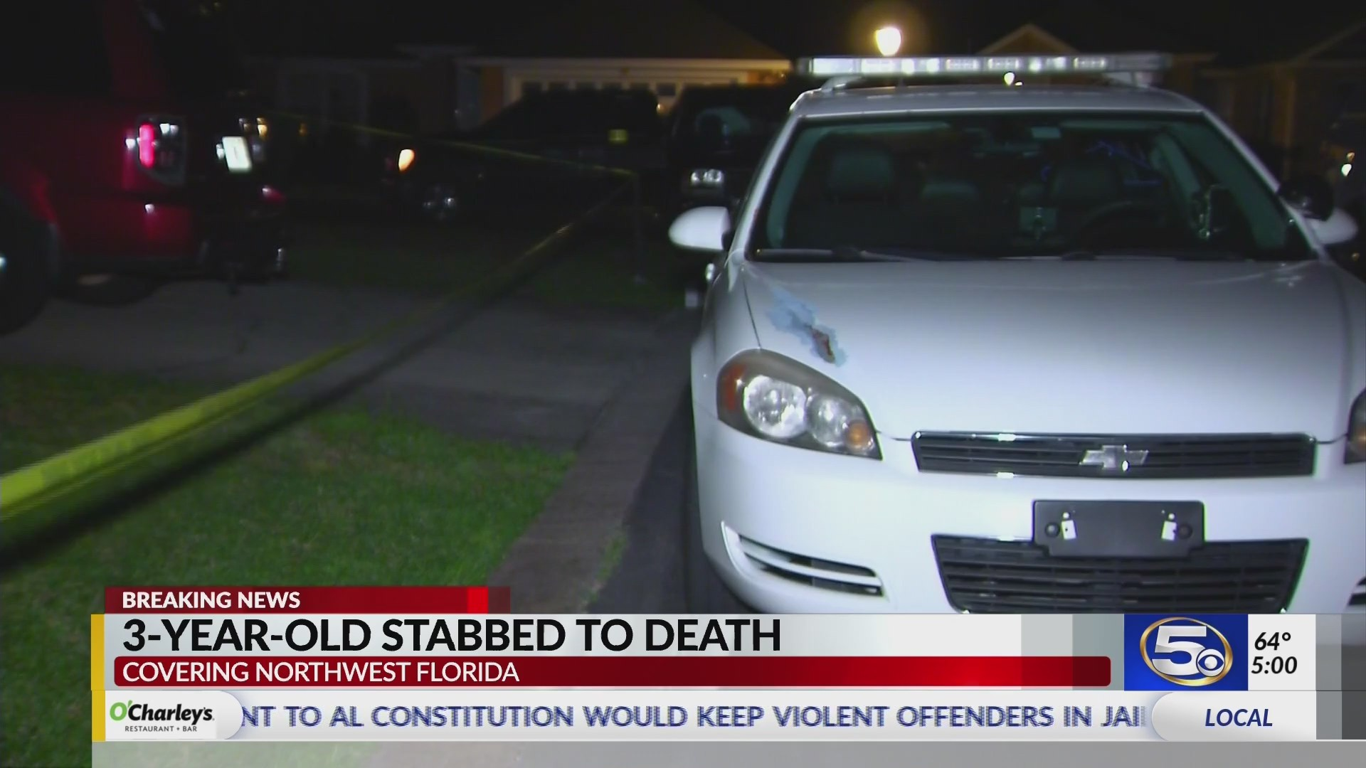 VIDEO: Autopsy: 3-year-old stabbed to death in Okaloosa County