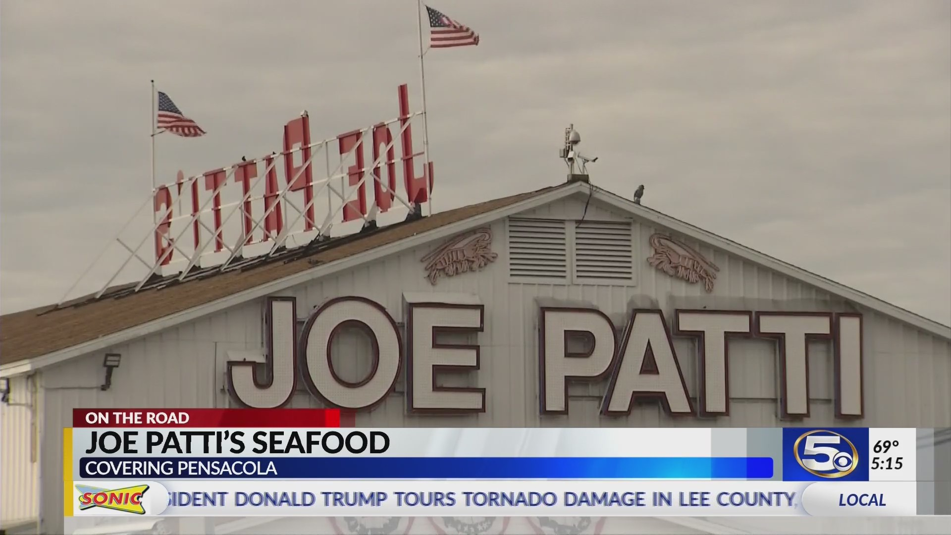 VIDEO: Drexel On The Road: Joe Patti's Seafood, where fish meet fun