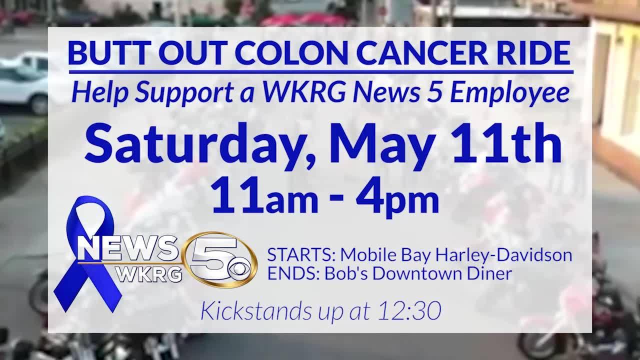 Colon Cancer Ride promo