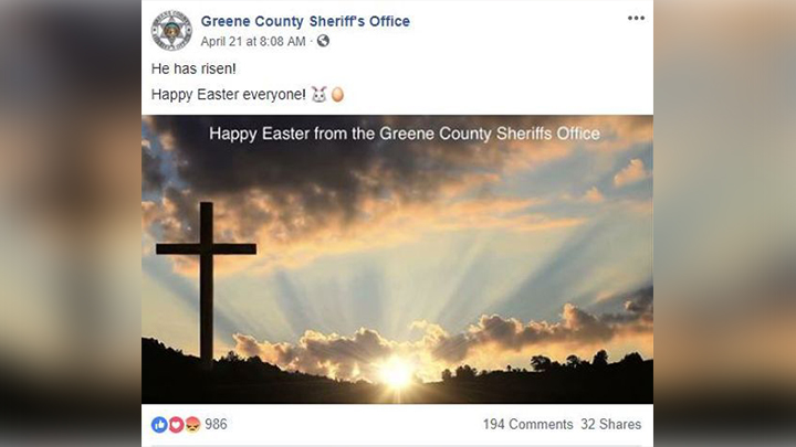 Sheriff's FB Post Easter Style_1556622706786.jpg-54729047-54729047.jpg
