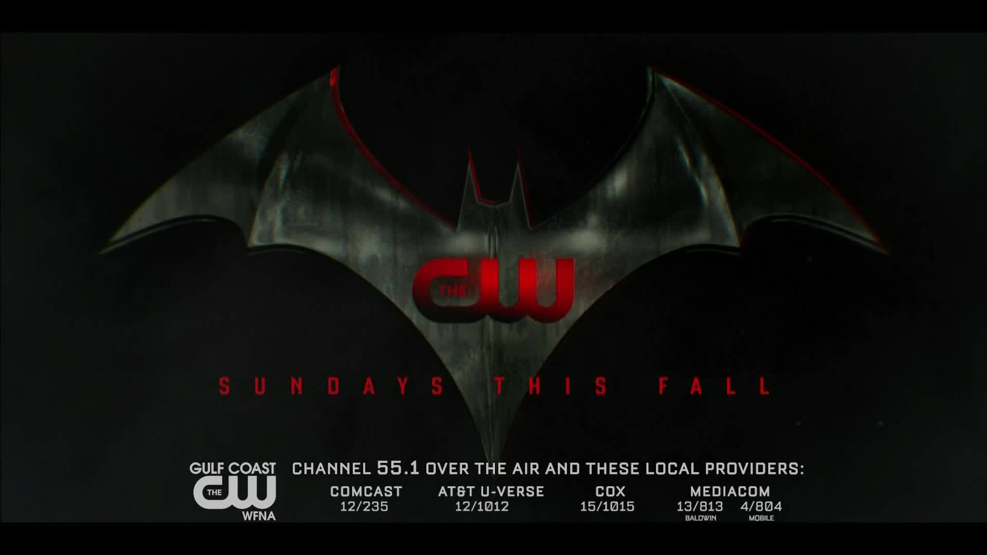 Batwoman - Coming Soon to The CW!