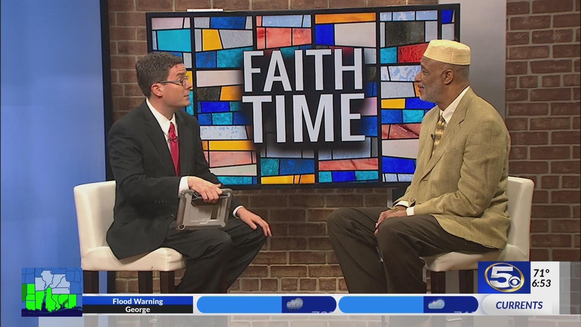 Faith Time:  Ramadan 2019
