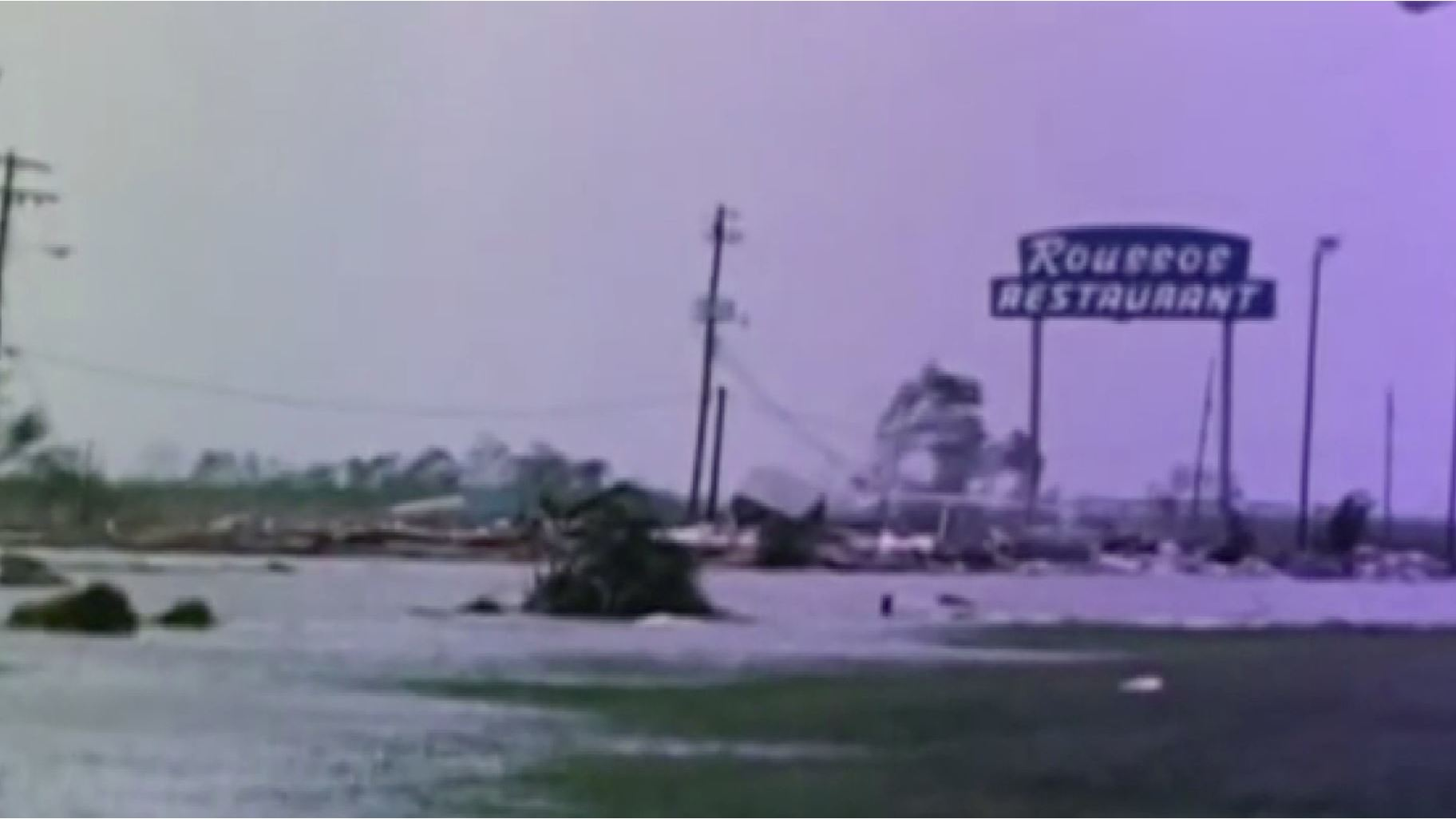 Hurricane Frederic's impact on the Gulf Coast 40 years ago