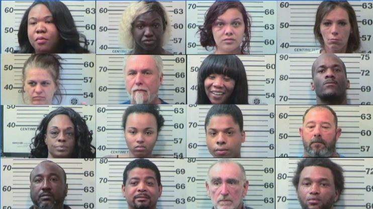 baldwin county records of people arrested