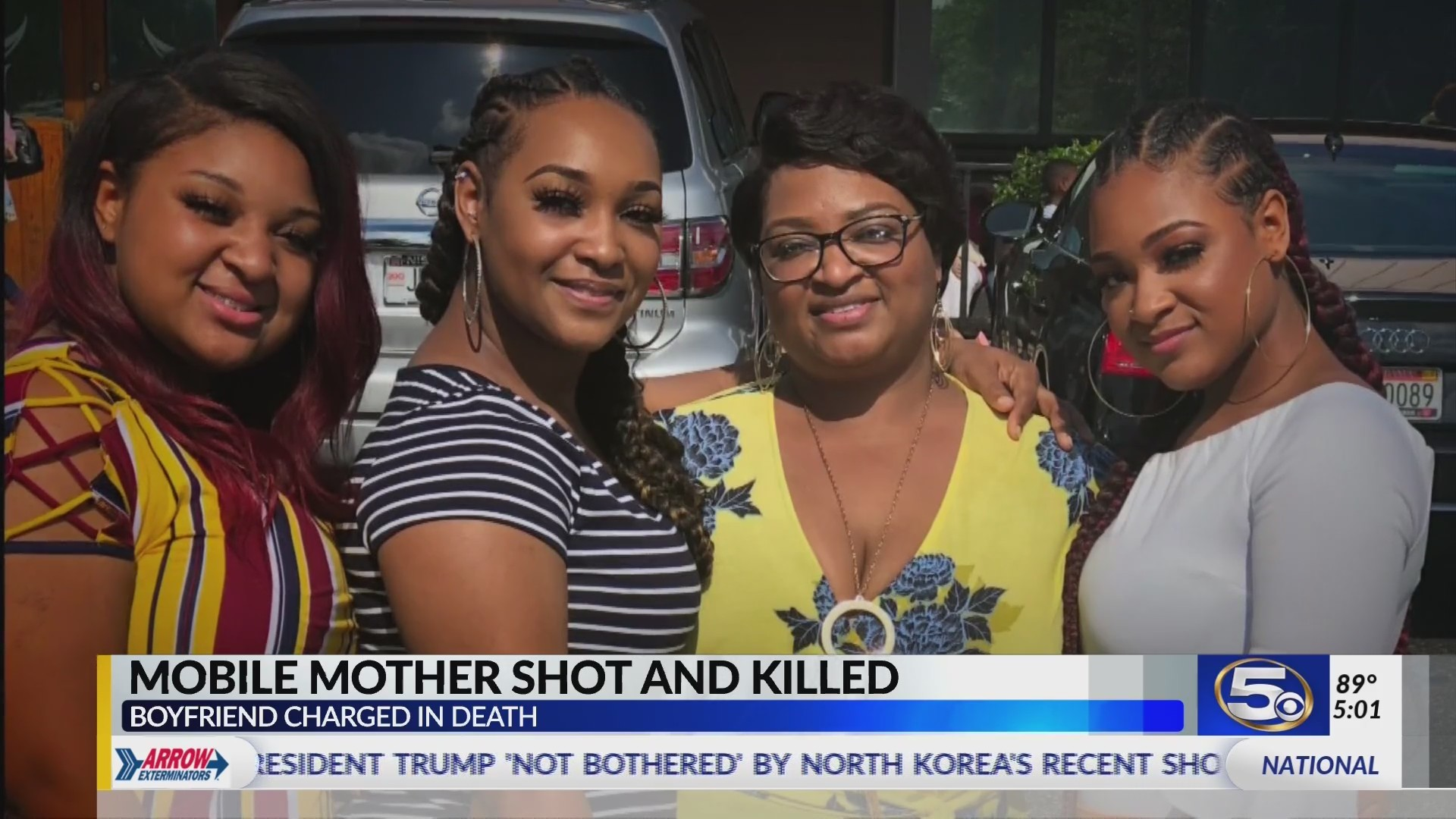 """VIDEO: Murder victim was a mother of three, described as a """"mother to everyone"""""""