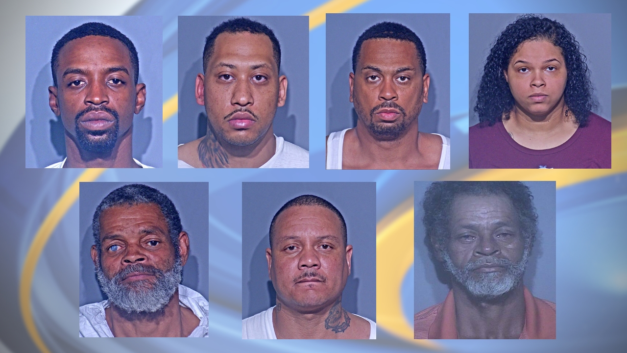 Spanish Fort murder suspect among 7 indicted in federal drug