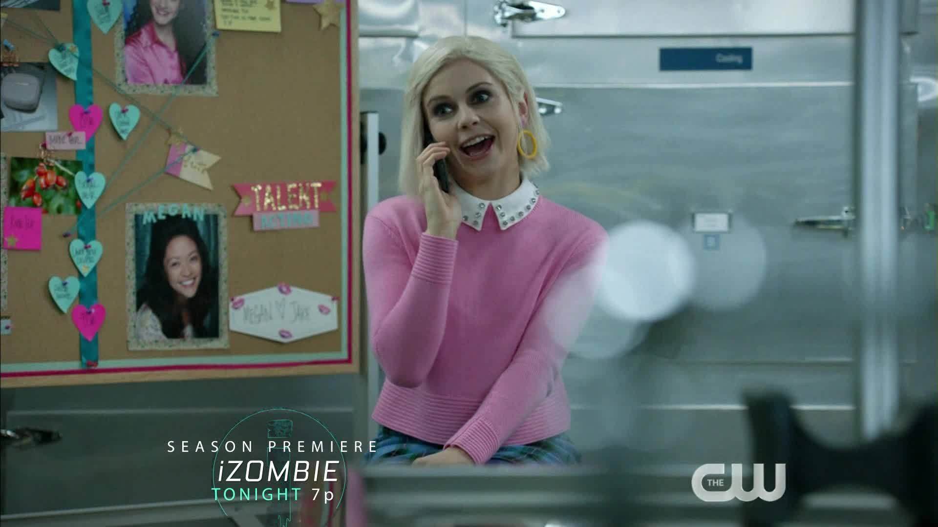 iZombie | Final Season Premieres TONIGHT