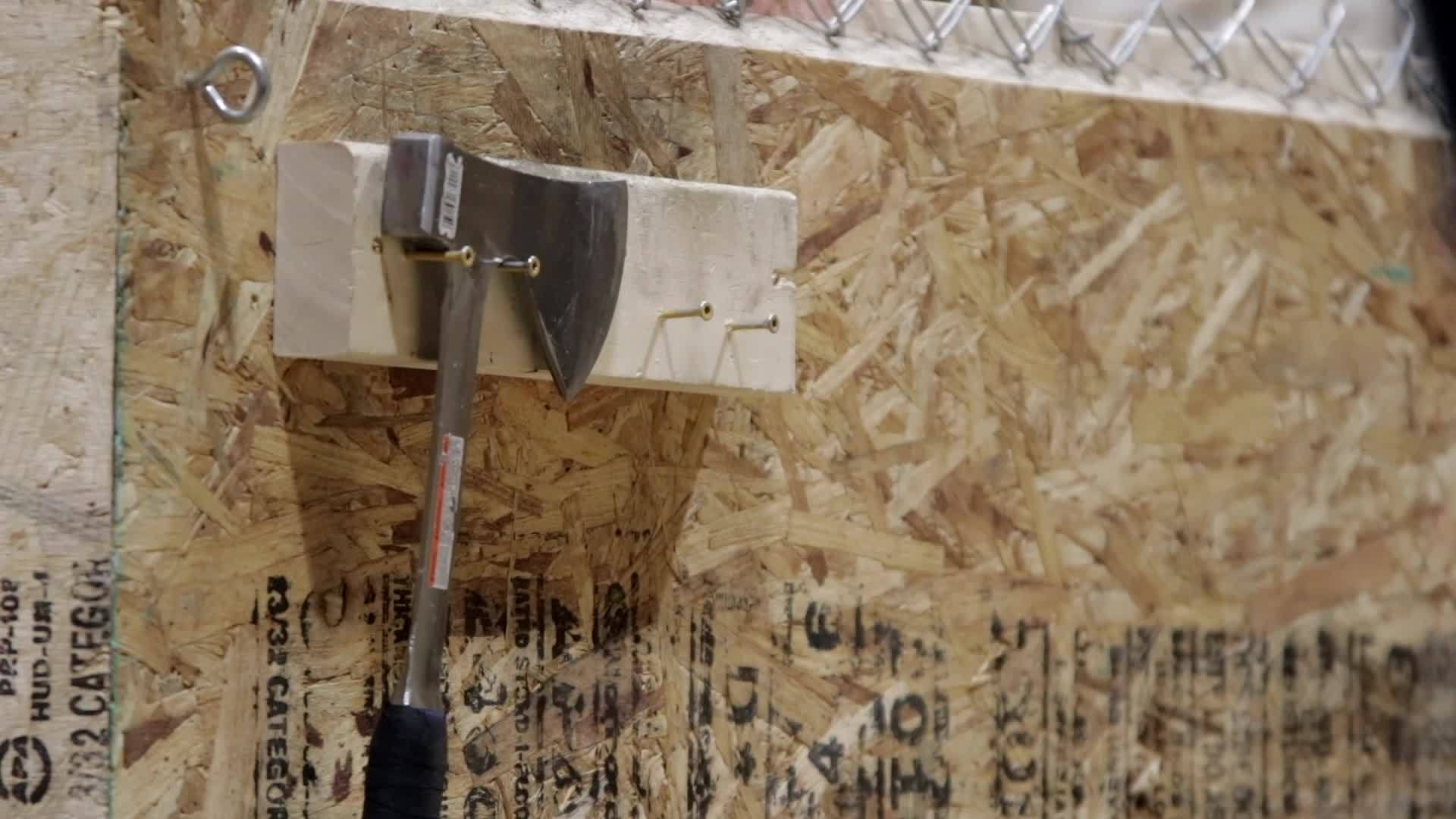 TREND ALERT: Axe throwing in Mobile by Fall 2019