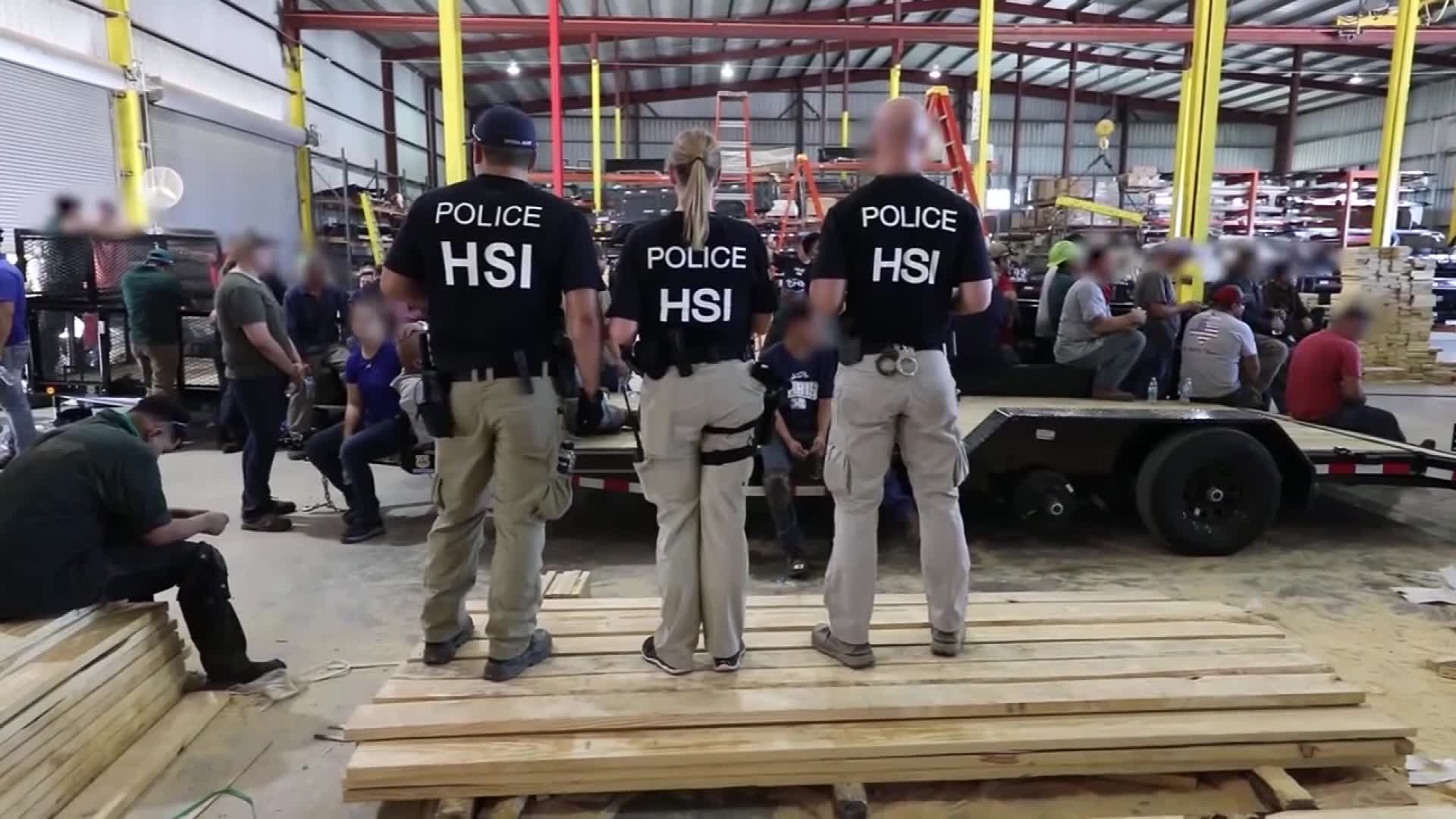 ICE to begin immigration raids nationwide Sunday – WKRG News 5