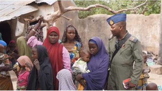 Nigerian woman rescued_46979
