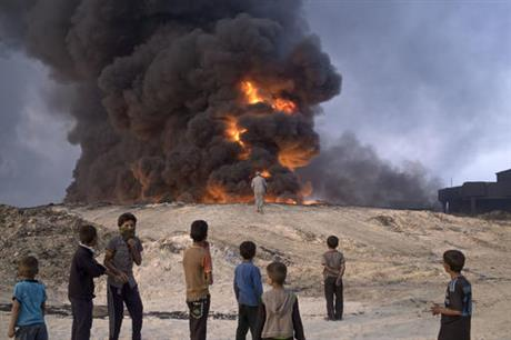 Battle for Mosul_328726