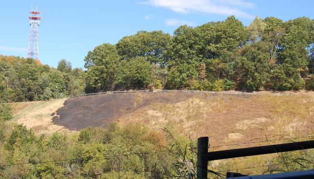Pulltight Hill Road fire_326607