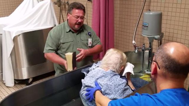 baptism at Saint Thomas River Park Hospital_354427